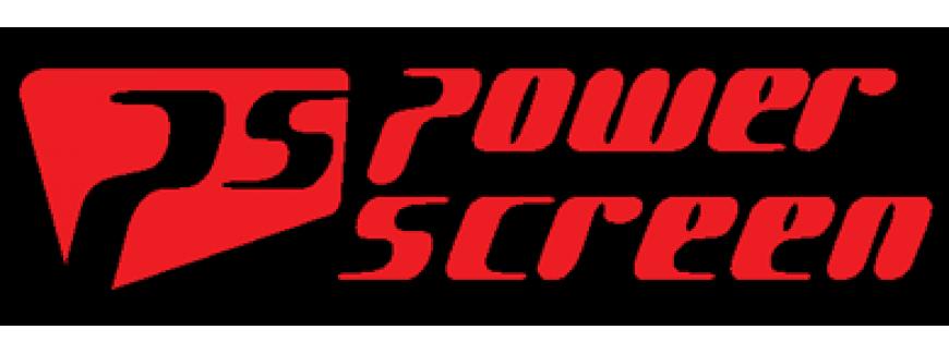 Power screen