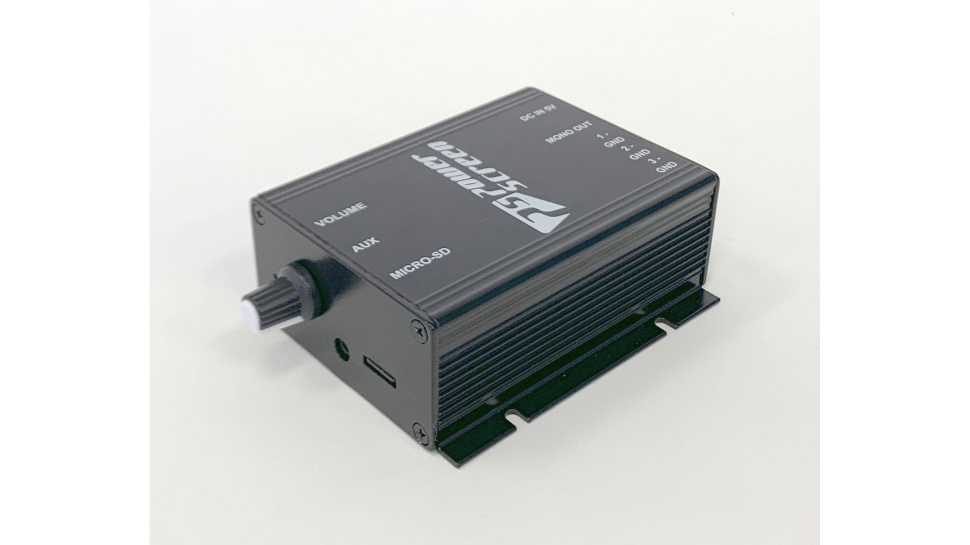 Музейный плеер Power player AP