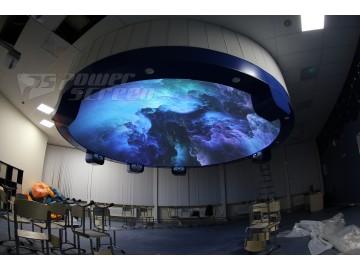 Школьный планетарий