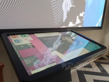 Интерактивная инсталляция для школы