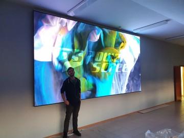 LED экран шаг 2мм