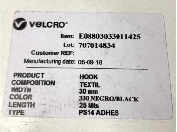 Липучка Velcro