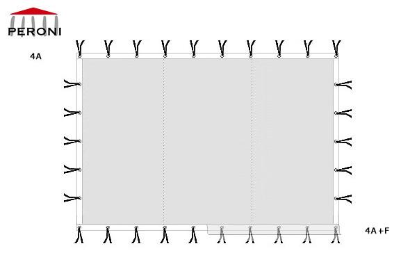 варианты отделки проекционных экранов